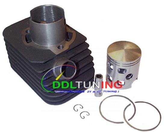 cilinder bromfiets vespa 43mm-p10 dr
