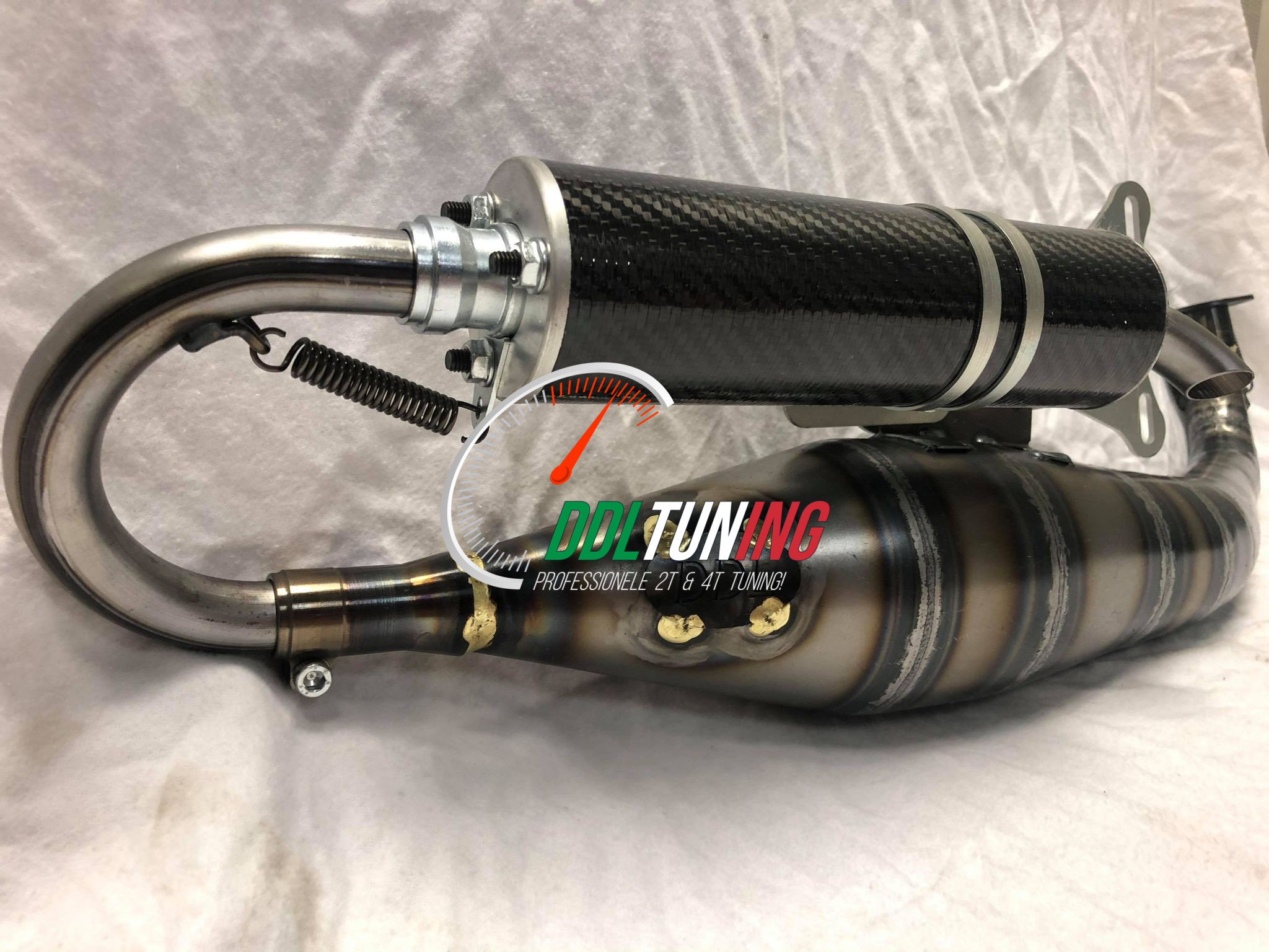 UITLAAT DDL TUNING 70CC MINARELLI HORIZONTAAL TPR/DR/ATHENA