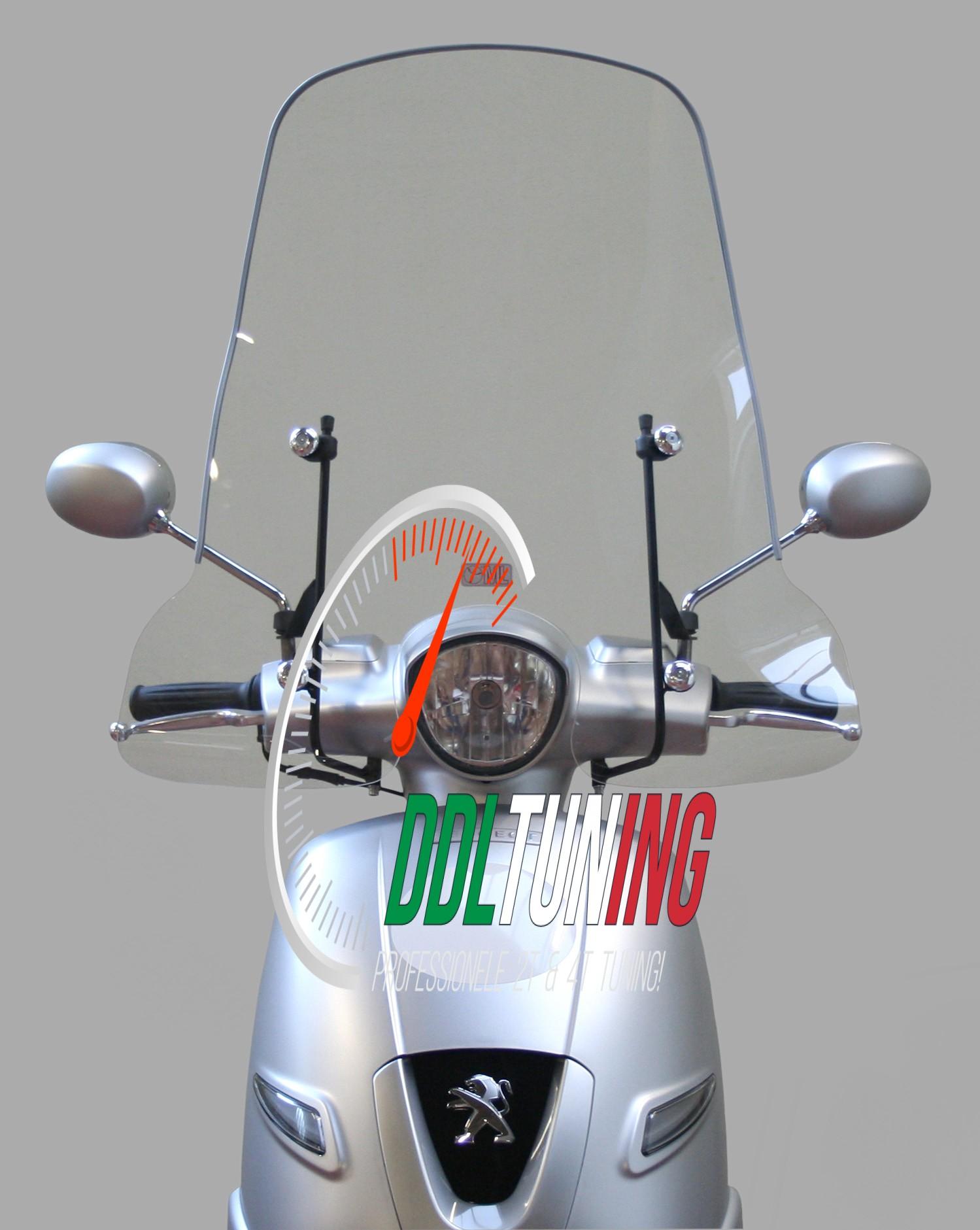 windscherm hoog + bev. set django 70cm orig pg530-dja-00l