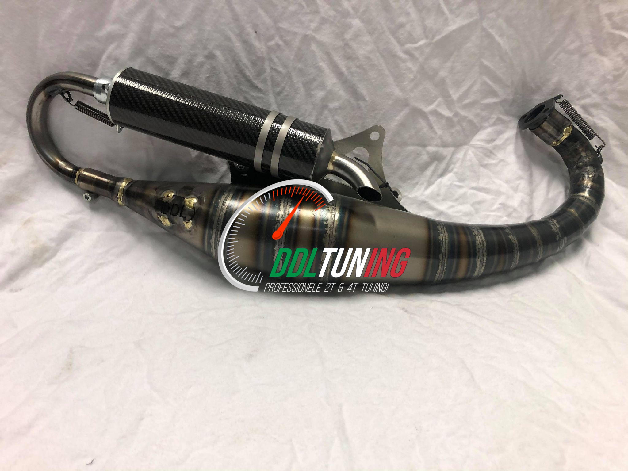 UITLAAT DDL TUNING 70CC PIAGGIO TPR/DR/ATHENA