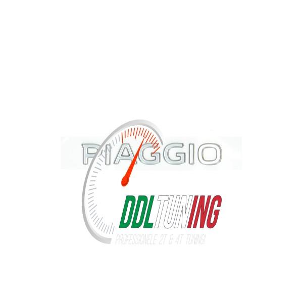 STICKER WOORD [PIAGGIO] ZIP 4T (EURO4) PIAG ORIG 2H002014