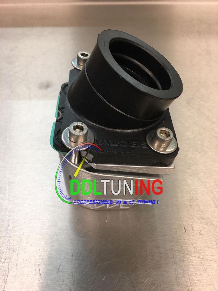 DDL Tuning membraan inlaatset zundapp 125/175cc waterkoeling